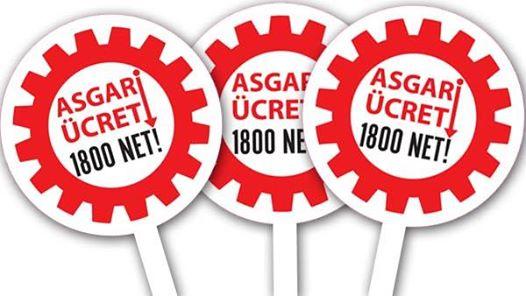 ASGARİ ÜCRET, 1800 NET